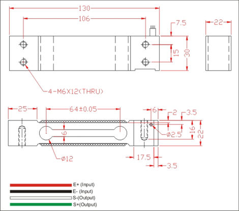 6 wire turn signal wiring diagram 6 wire load cell wiring diagram