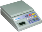 Postage Scales - Compact postage-computing scales that accommodates major postal services for a certain country